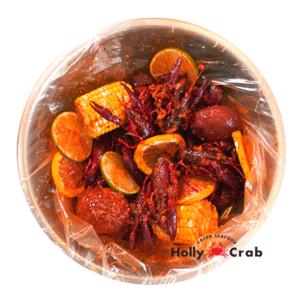 hollycrab crawfish
